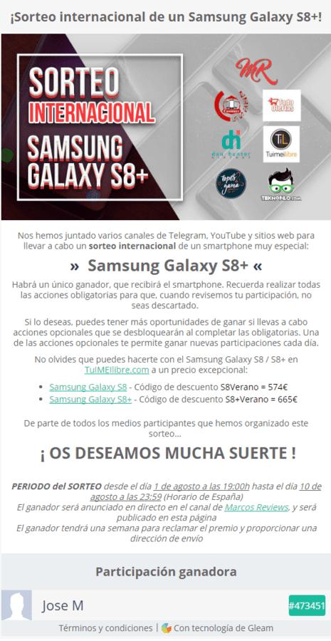 Sorteo Internacional de un Samsung Galaxy S8 Plus.png