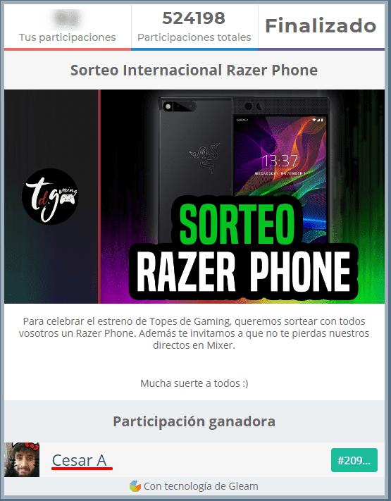Sorteo Internacional Razer Phone.png