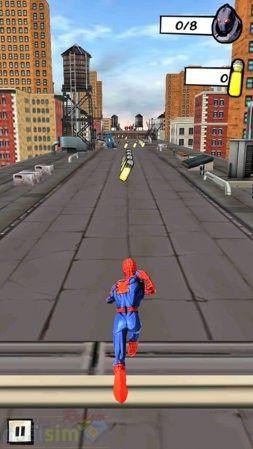 Spiderman Unlimited.