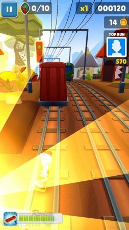 Subway Surf.