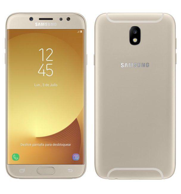 Samsung lanza la actualización de Android Pie para el Galaxy J7 (2017) t-movil-samsung-galaxy-j7-2017-sm-j730f-4g-gold-608x650-jpg.362459