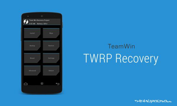 TWRP-Recovery.