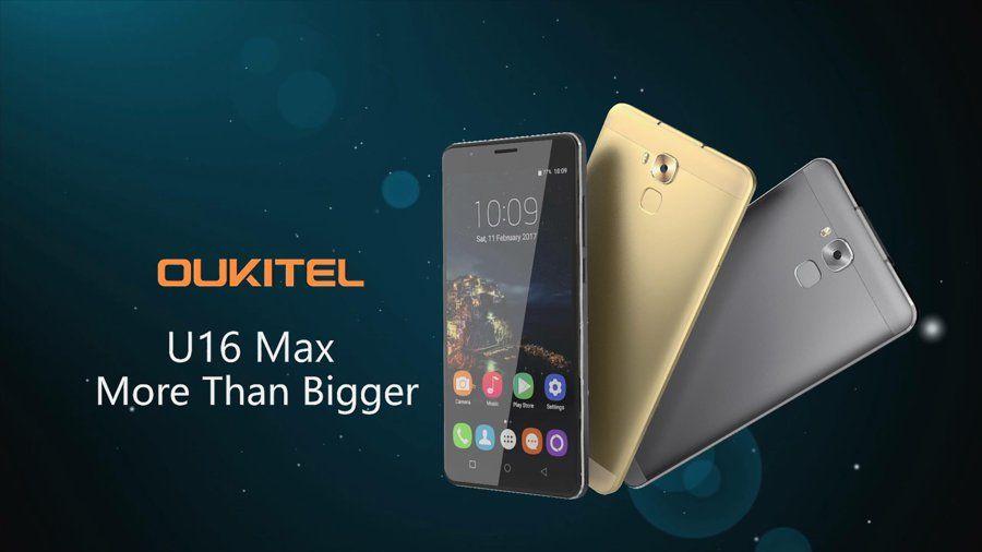 Oukitel U16 Max, vídeo oficial de lanzamiento. u16-max-product-video-jpg.158520