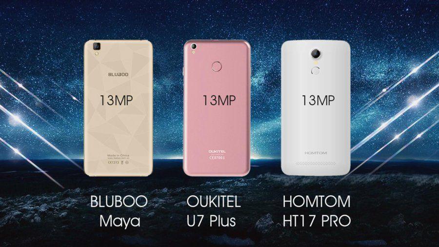 U7 Plus camera vs bluboo maya vs homtom ht17 pro-1.