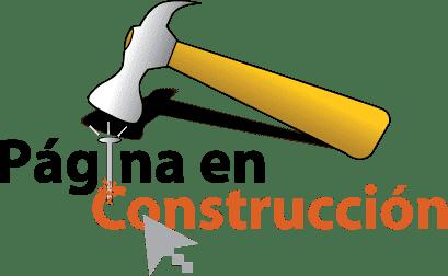 web en construcción.