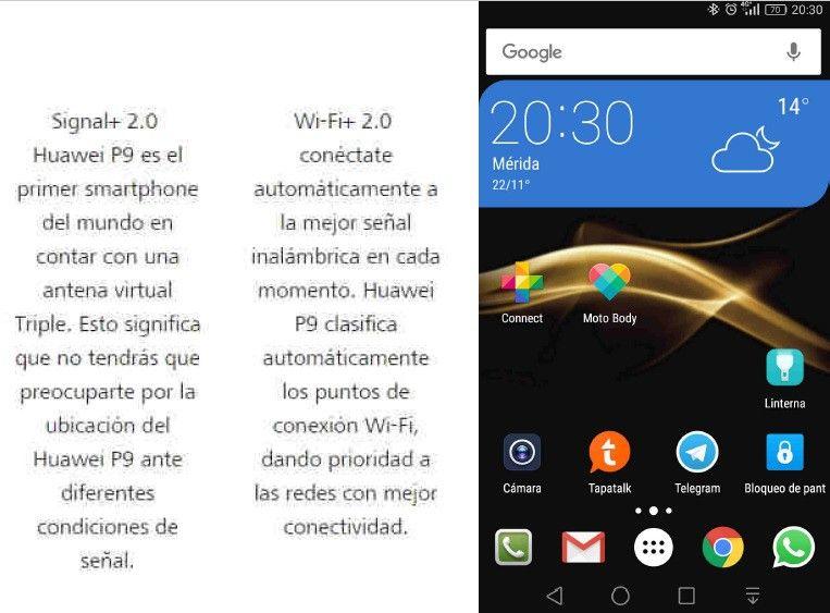 Wifi+ y 4g+ 1.