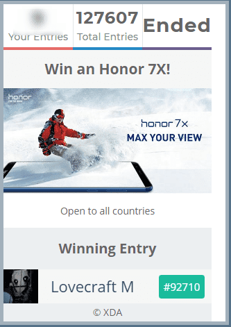 Win an Honor 7X .png