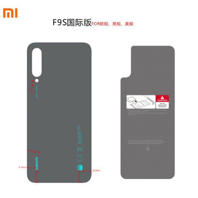 Xiaomi Mi A3: nueva filtración revela su cámara de 48 MP y lector de huellas en pantalla xiaomi-48mp-android-one-fcc-650x650-jpg.364480