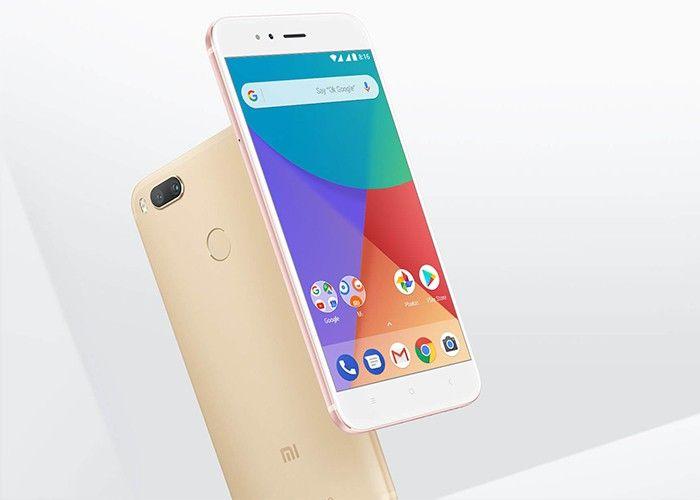 La Rom del Xiaomi A1 Android One ha sido portada con éxito al Xiaomi Mi 5X Tiffany xiaomi-mi-a1-blanco-700x500-jpg.308794