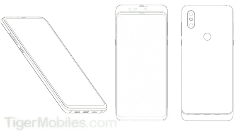 Todavía hay esperanza, el Xiaomi Mi MIX 4 sí podría llegar en 2019 xiaomi-mi-mix-4-patente-png.370817