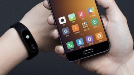 Xiaomi MiBand 2.