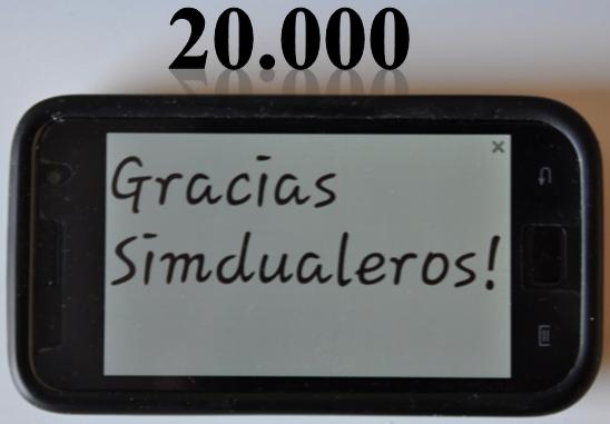 20000 usuarios