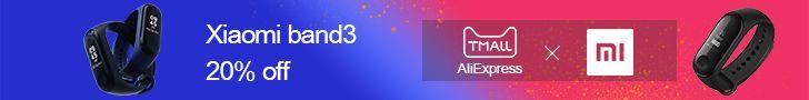 Xiaomi Miband3